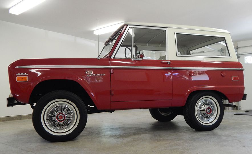 1970 Ford Bronco Sport - Slide 7