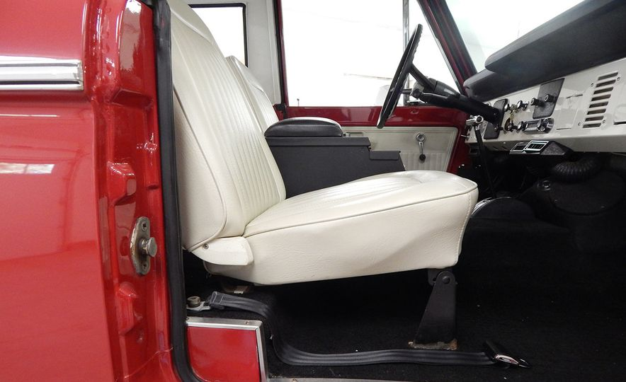 1970 Ford Bronco Sport - Slide 16