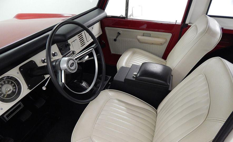 1970 Ford Bronco Sport - Slide 18