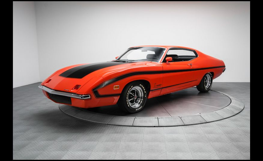 1970 Ford Torino King Cobra prototype - Slide 1