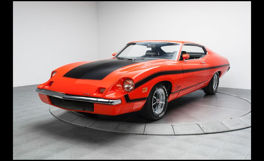 1970 Ford Torino King Cobra prototype - Slide 2