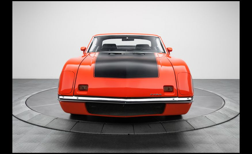 1970 Ford Torino King Cobra prototype - Slide 3