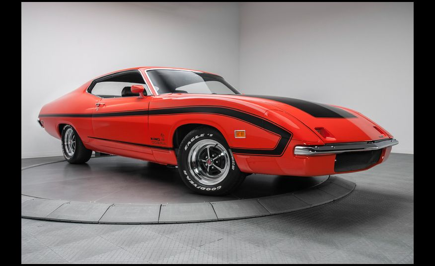1970 Ford Torino King Cobra prototype - Slide 6