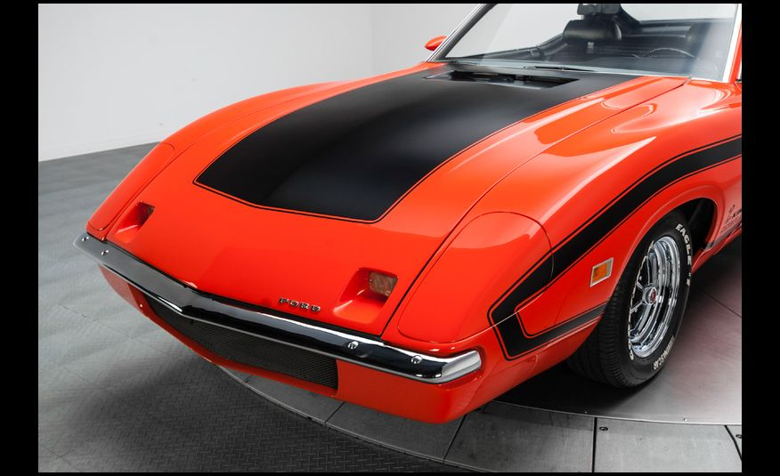 1970 Ford Torino King Cobra prototype - Slide 14