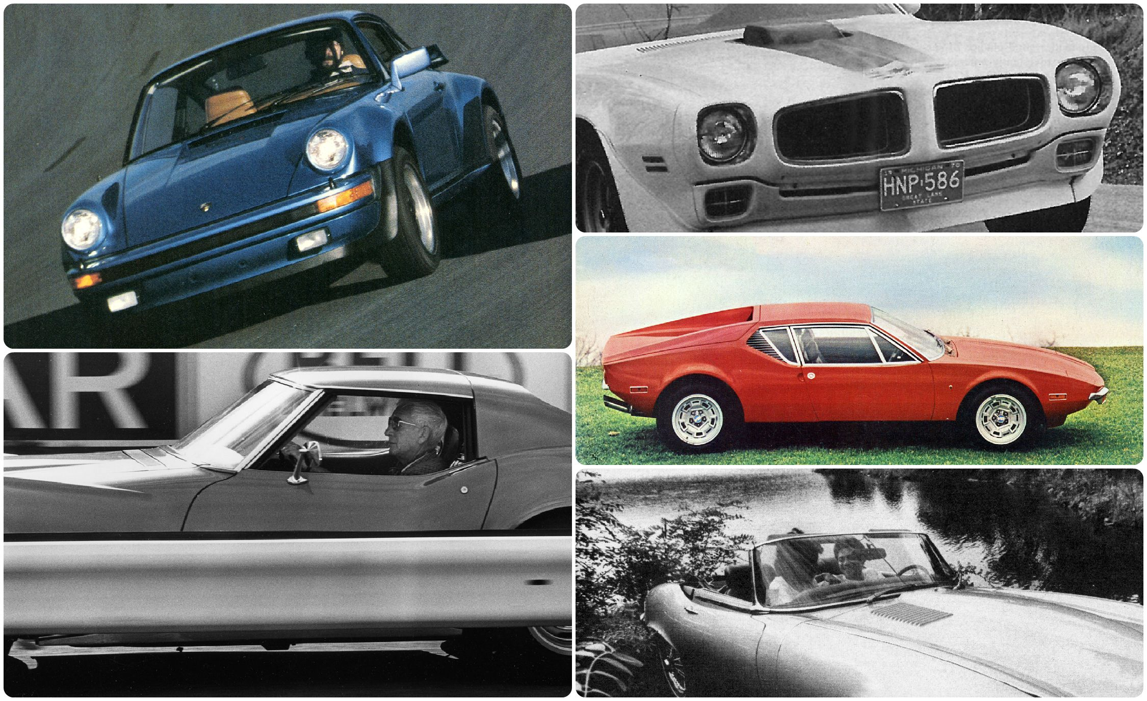 Car and Driver Tested: The 10 Quickest Cars of the 1970s | Flipbook ...