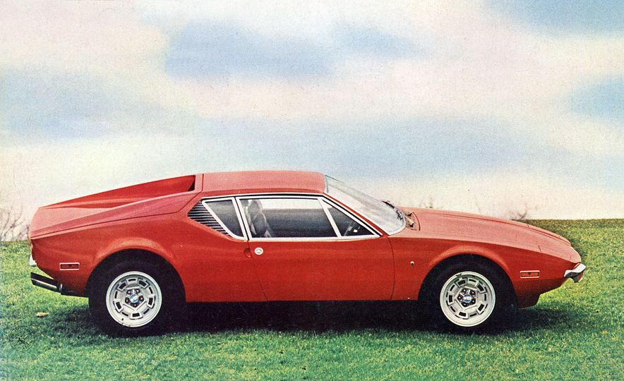 Car and Driver Tested: The 10 Quickest Cars of the 1970s - Slide 6