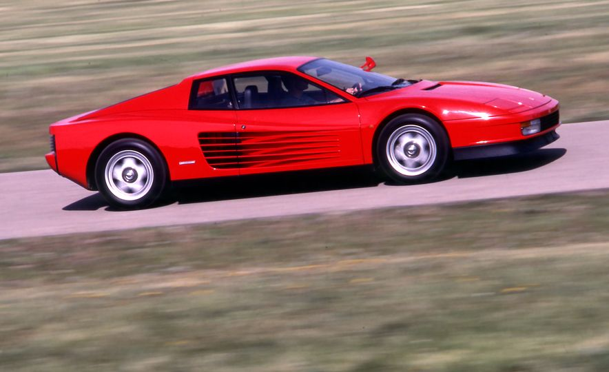 Car and Driver Tested: The 13 Quickest Cars of the 1980s - Slide 4