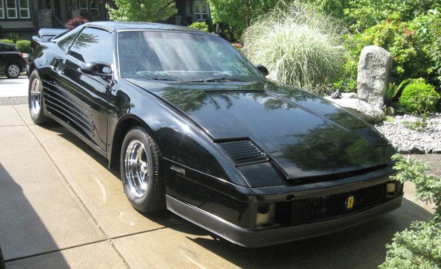 "1987 Pontiac Firebird Trans Am GTA ""Italia"" - Slide 1"