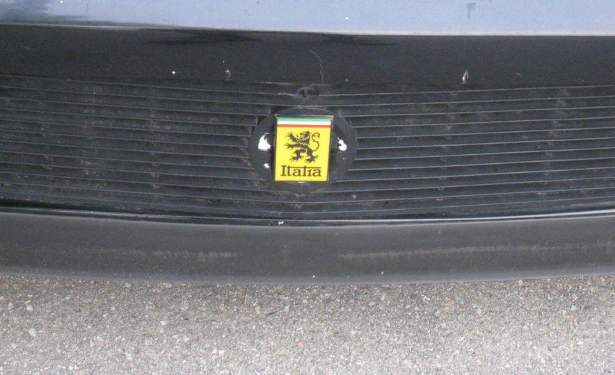 "1987 Pontiac Firebird Trans Am GTA ""Italia"" - Slide 9"