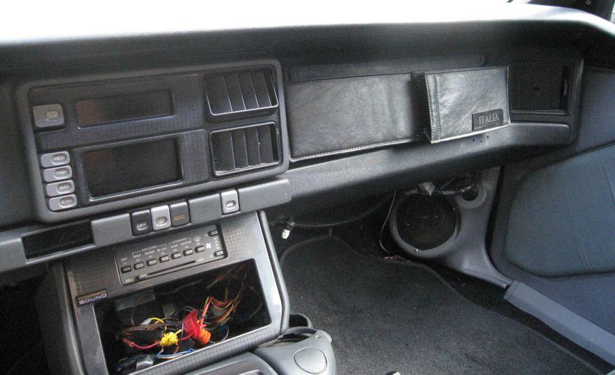 "1987 Pontiac Firebird Trans Am GTA ""Italia"" - Slide 12"
