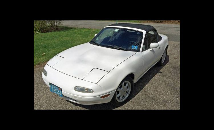 Is this Low-Miles First-Year Miata a Collector Car?