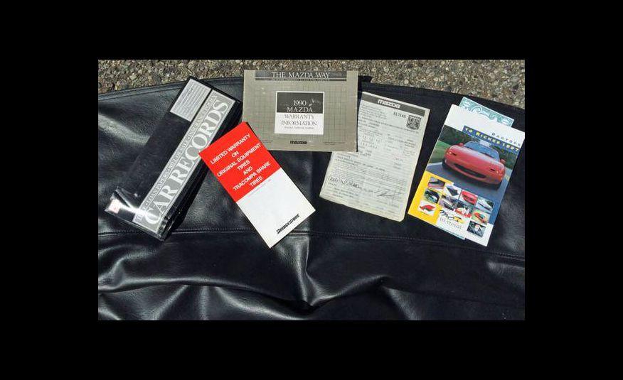1990 Mazda MX-5 Miata - Slide 12