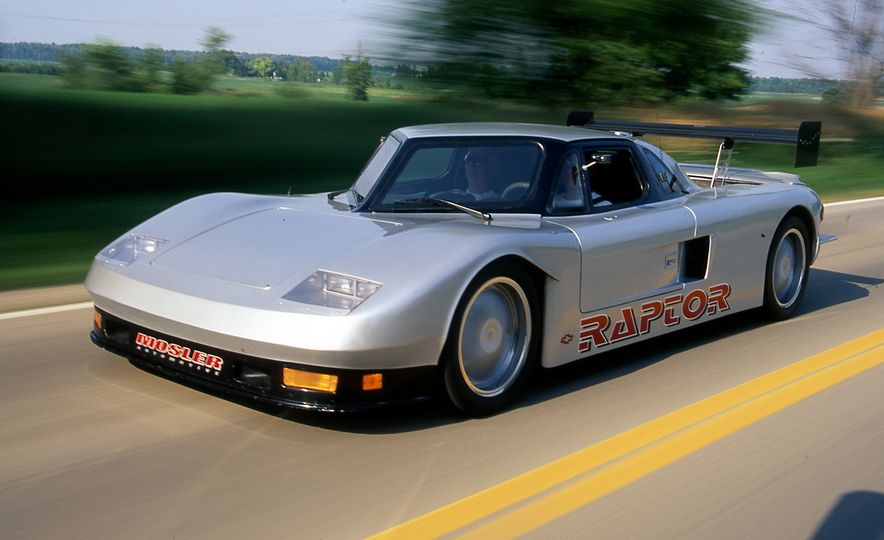 Car and Driver Tested: The 12 Quickest Cars of the 1990s - Slide 8