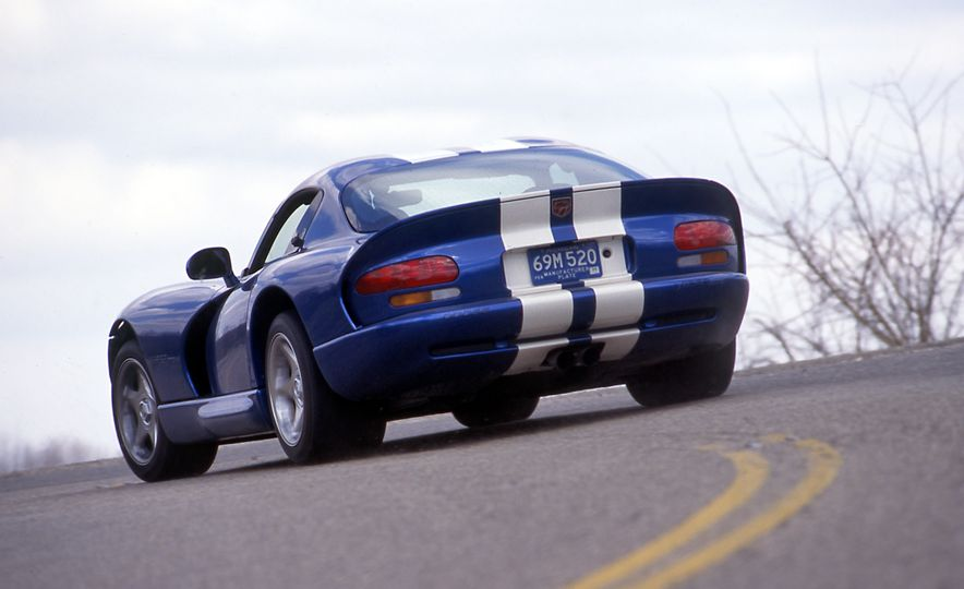 Car and Driver Tested: The 12 Quickest Cars of the 1990s - Slide 4
