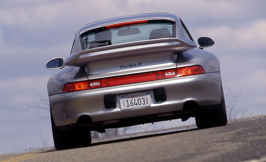 Car and Driver Tested: The Quickest Cars from the 1950s to Today - Slide 56