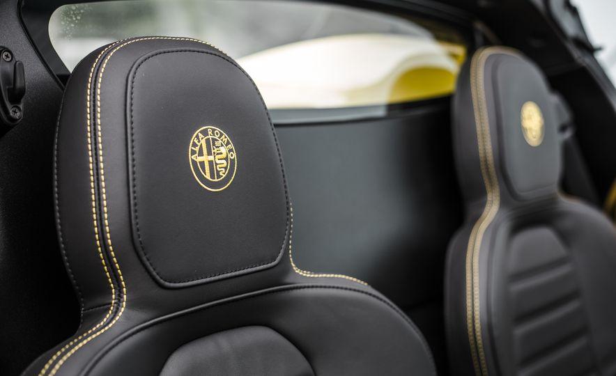 2015 Alfa Romeo 4C Spider - Slide 41