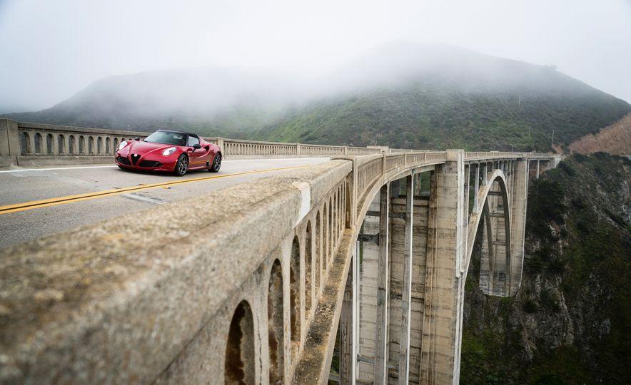 2015 Alfa Romeo 4C spiders - Slide 43