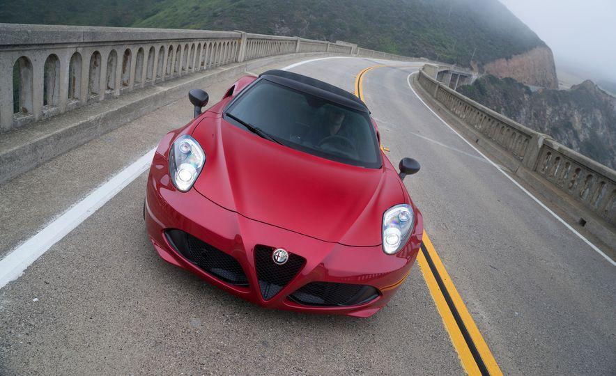 2015 Alfa Romeo 4C spiders - Slide 44