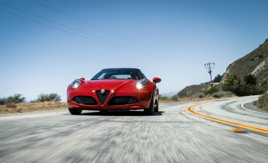 2015 Alfa Romeo 4C spiders - Slide 47