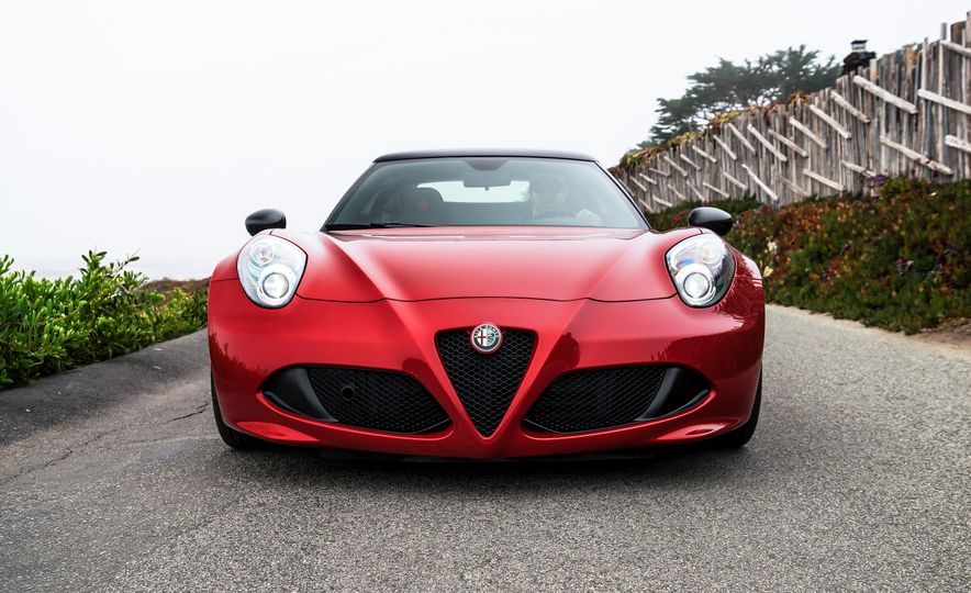 2015 Alfa Romeo 4C spiders - Slide 50