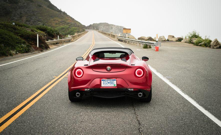 2015 Alfa Romeo 4C spiders - Slide 53