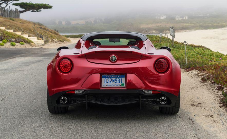 2015 Alfa Romeo 4C spiders - Slide 60