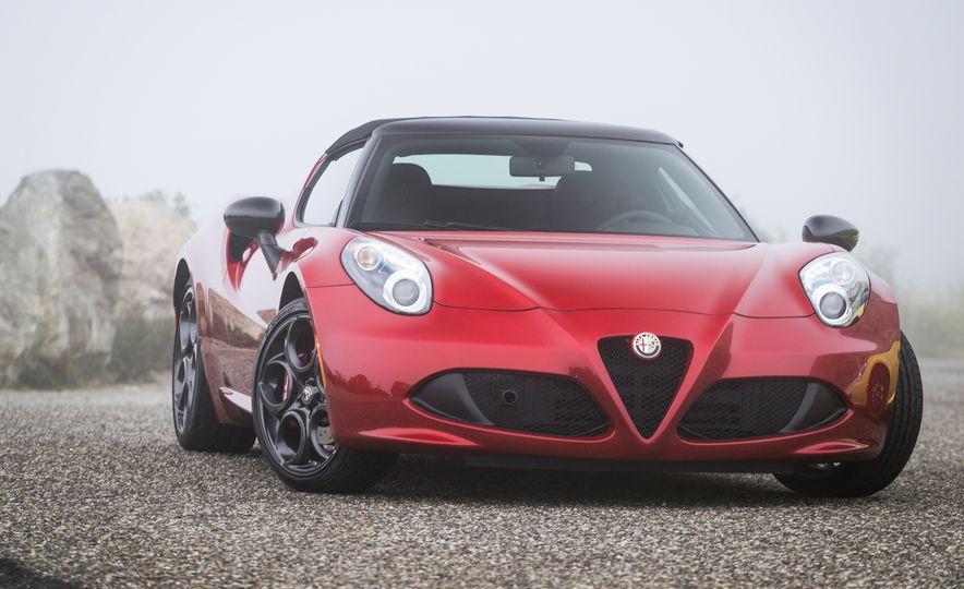 2015 Alfa Romeo 4C spiders - Slide 62