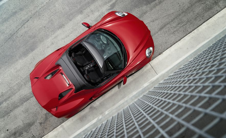 2015 Alfa Romeo 4C spiders - Slide 64