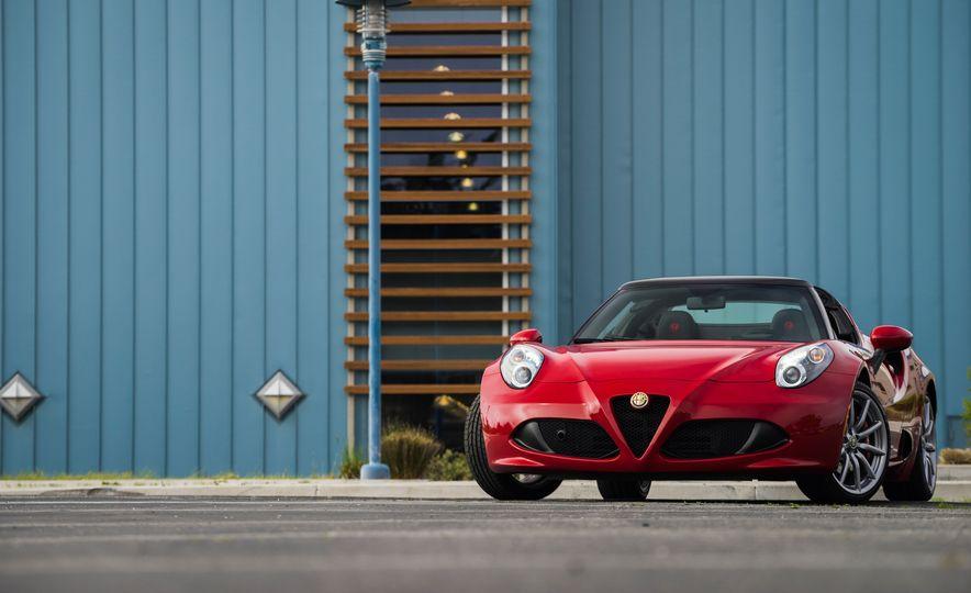 2015 Alfa Romeo 4C spiders - Slide 71