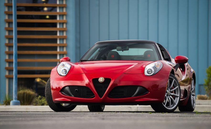 2015 Alfa Romeo 4C spiders - Slide 72