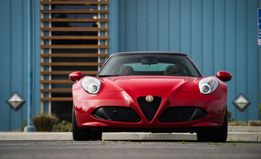 2015 Alfa Romeo 4C spiders - Slide 73