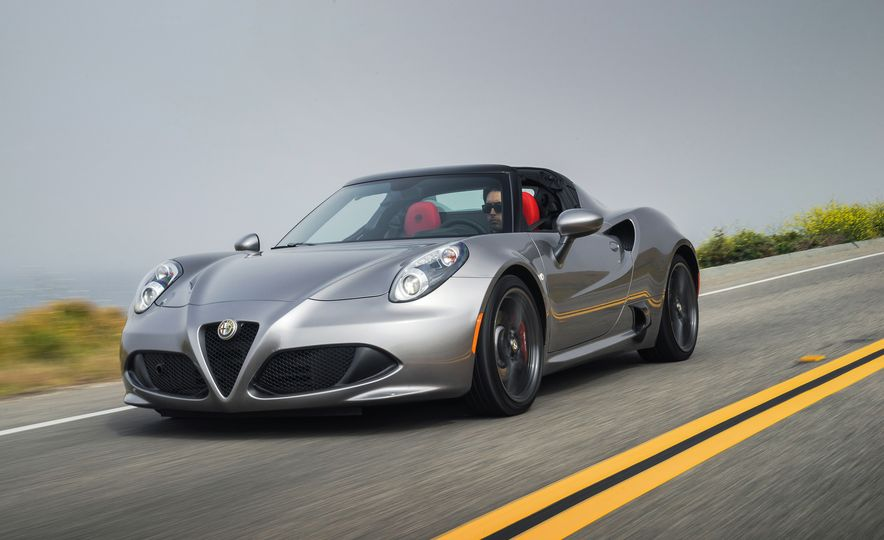 2015 Alfa Romeo 4C spiders - Slide 84