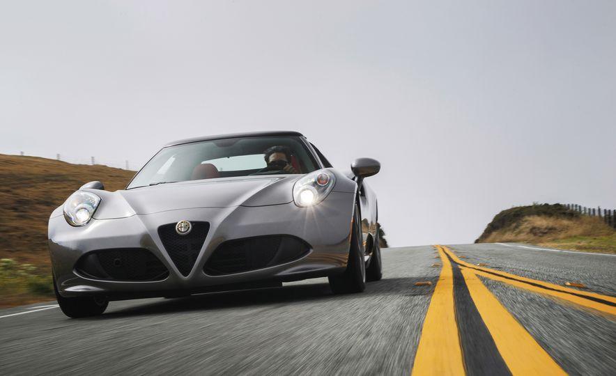 2015 Alfa Romeo 4C spiders - Slide 87