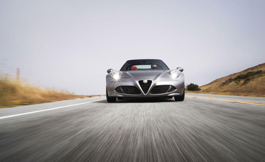 2015 Alfa Romeo 4C spiders - Slide 88