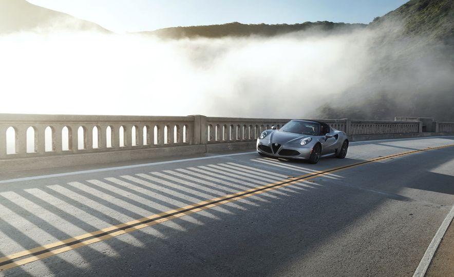 2015 Alfa Romeo 4C spiders - Slide 90