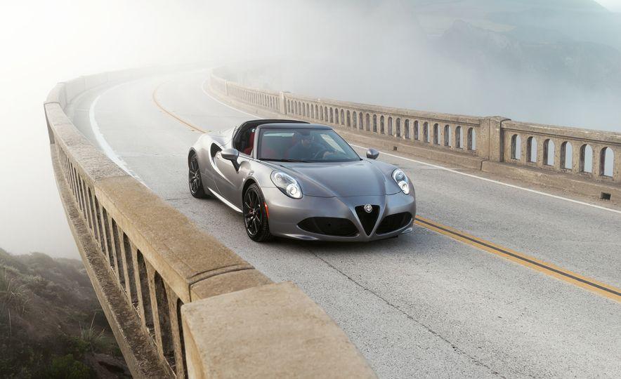 2015 Alfa Romeo 4C spiders - Slide 91