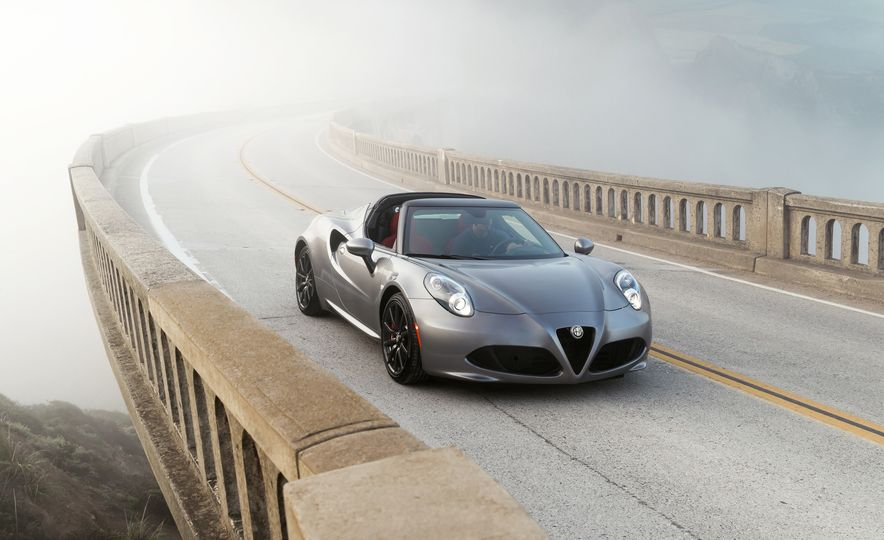 2015 Alfa Romeo 4C spiders - Slide 92