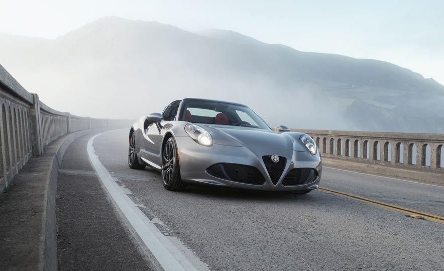 2015 Alfa Romeo 4C spiders - Slide 93