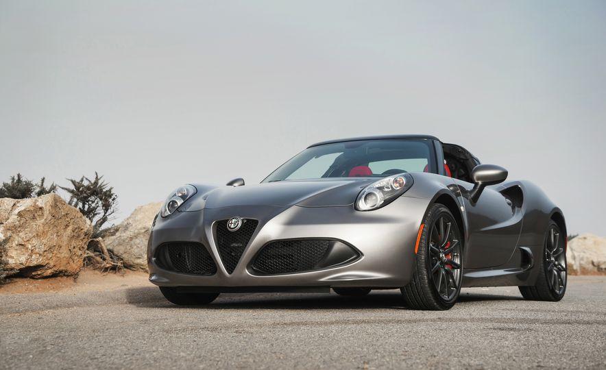 2015 Alfa Romeo 4C spiders - Slide 97