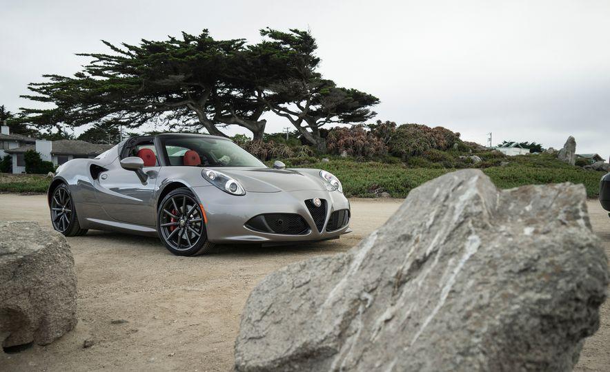 2015 Alfa Romeo 4C spiders - Slide 102