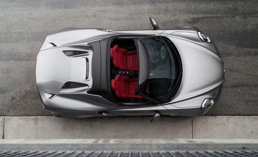 2015 Alfa Romeo 4C spiders - Slide 113