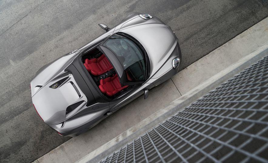 2015 Alfa Romeo 4C spiders - Slide 114