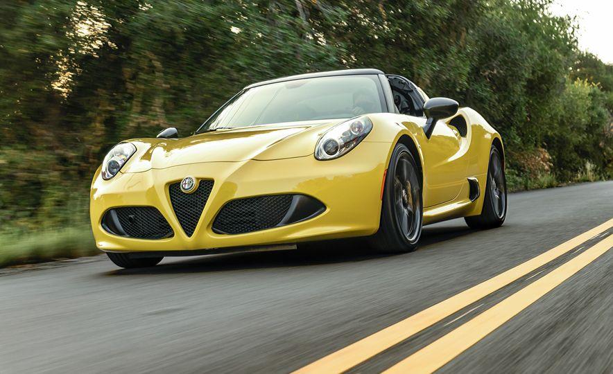 2015 Alfa Romeo 4C spiders - Slide 117