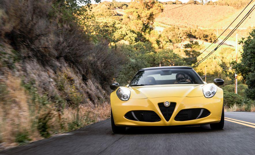 2015 Alfa Romeo 4C spiders - Slide 118