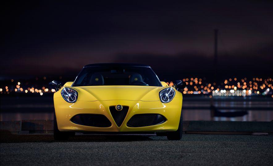 2015 Alfa Romeo 4C spiders - Slide 132