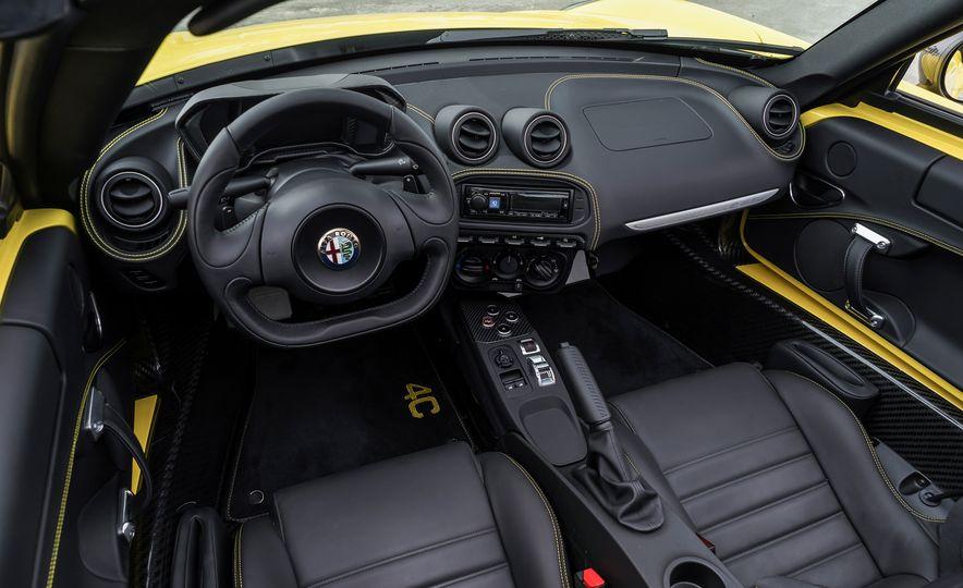 2015 Alfa Romeo 4C spiders - Slide 142