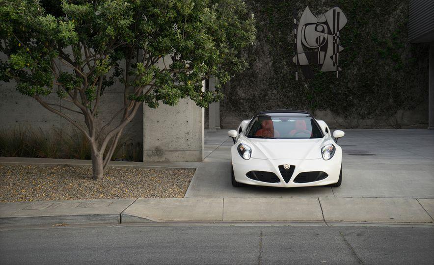 2015 Alfa Romeo 4C spiders - Slide 148