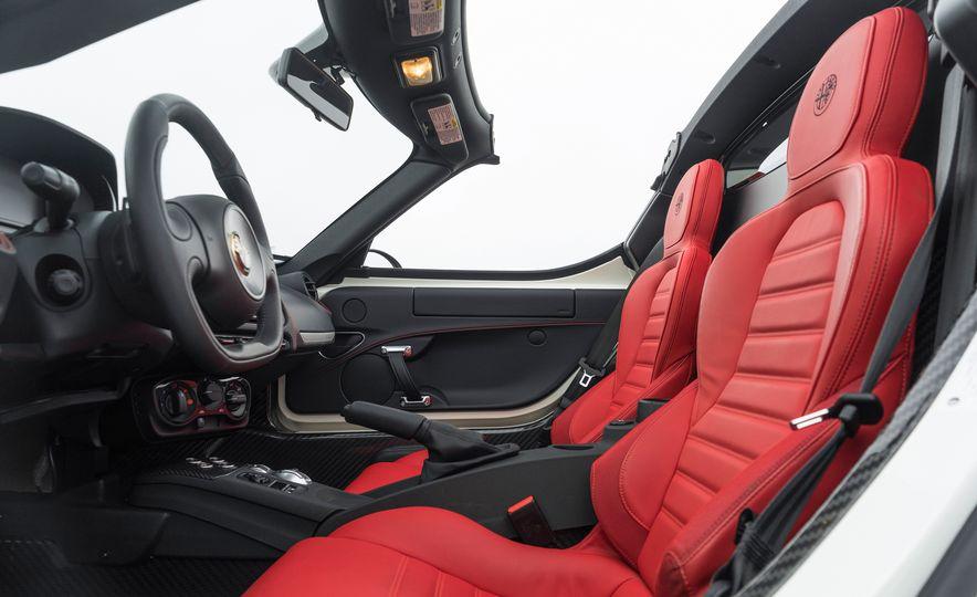 2015 Alfa Romeo 4C spiders - Slide 158