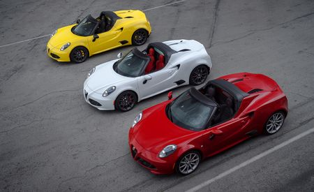 2015 Alfa Romeo 4C Spider – First Drive Review