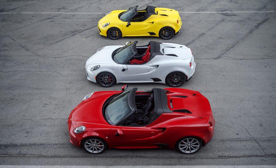 2015 Alfa Romeo 4C spiders - Slide 2